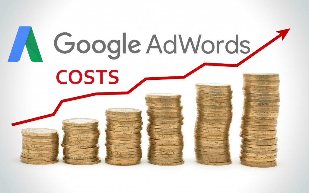 AdWords Costs Increase