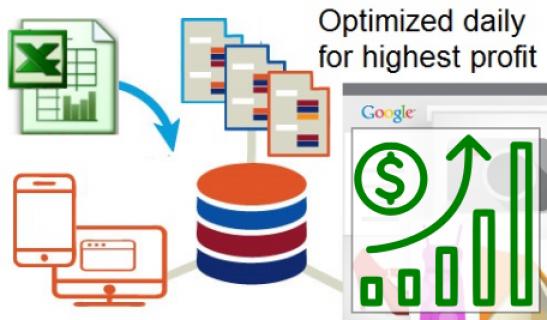 Google Product Ads Optimization
